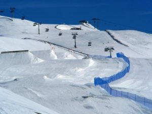 Narty i snowboard w Eisacktal
