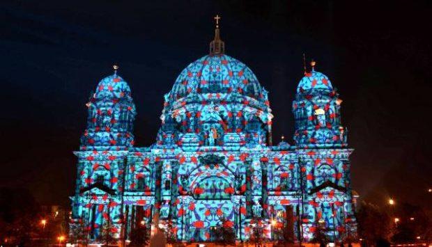 Berlin – Festiwal Świateł