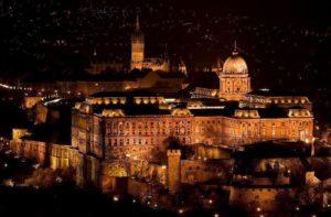 Jarmark świąteczny – Budapeszt