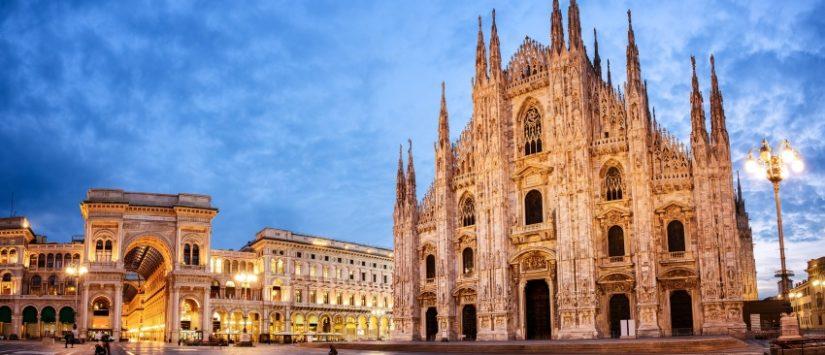 Sylwester w Mediolanie