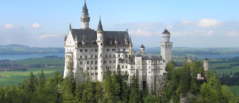 Bawarskie zamki