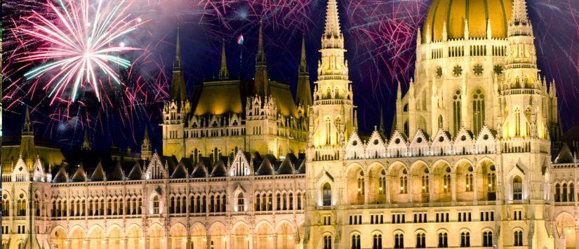 SYLWESTER EXPRESS – BUDAPESZT