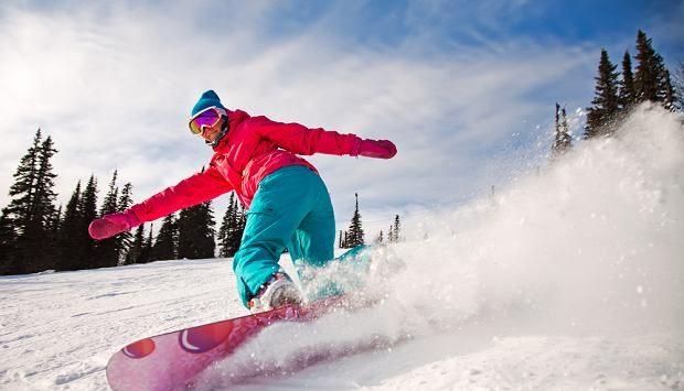snowboard w zakopane