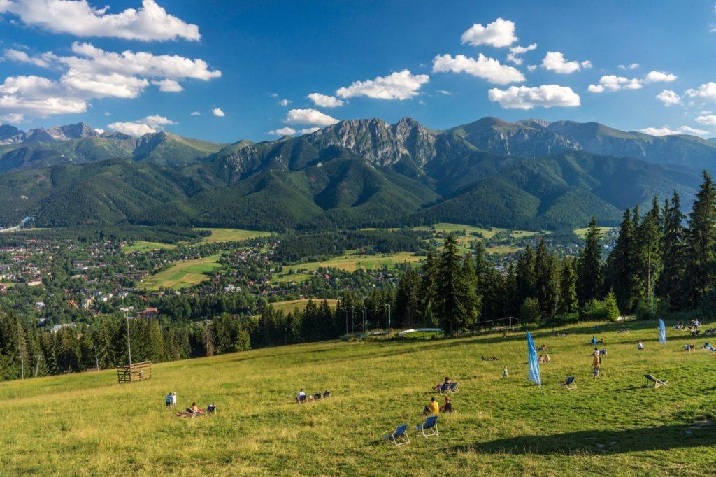 Kolonia letnia - Supermocnych w Zakopanem