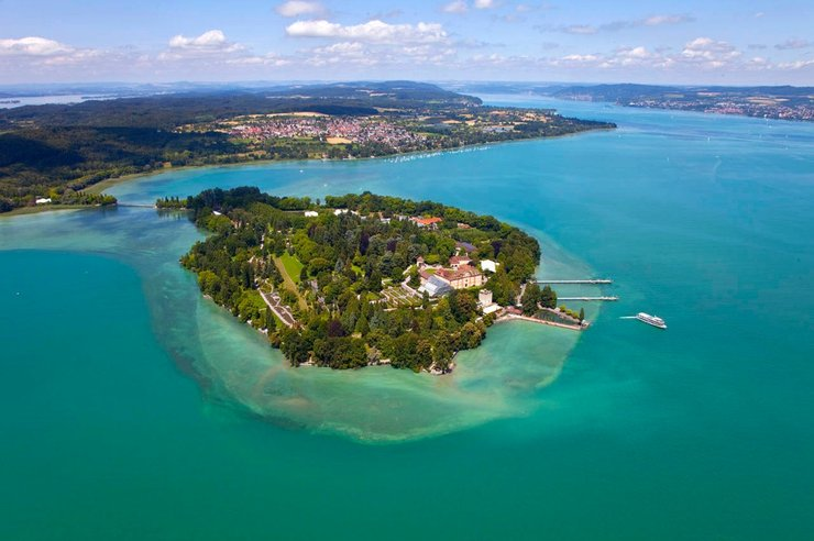 Schwarzald i jezioro Bodeńskie