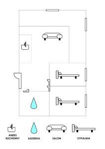 plan domku