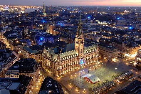 Hamburg- Brema