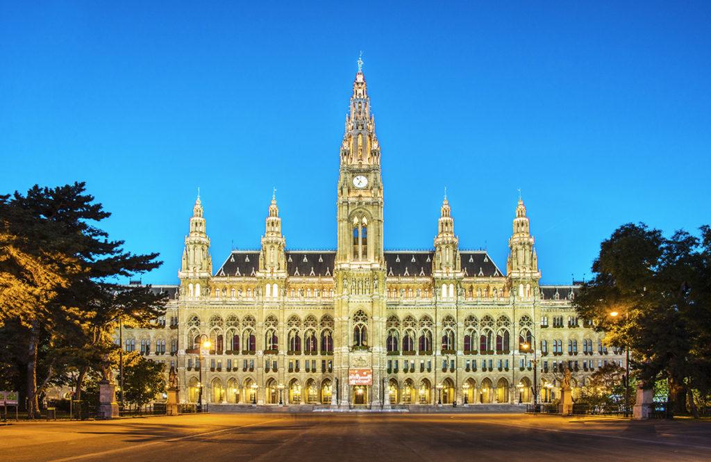 Wiedeń i Okolice