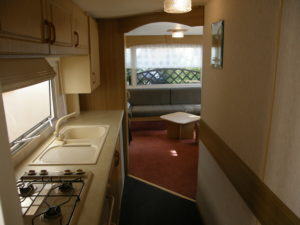 salon i kuchni