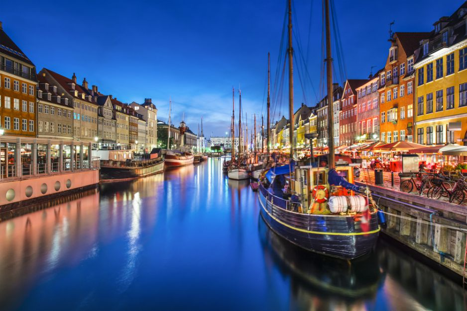 Rostock i Kopenhaga