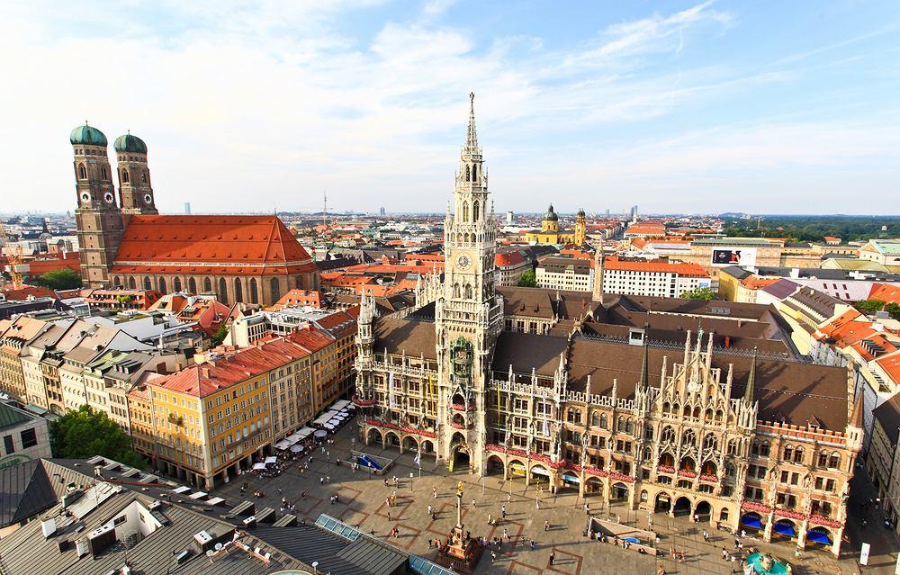 Bawaria i zamki Ludwika II